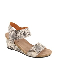 Taos 'Carousel 2' Wedge Sandal (Women)