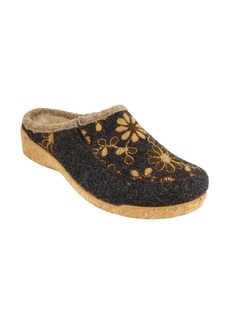 Taos Woolderness 2 Embroidered Wool Slipper (Women)