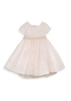 Tartine et Chocolat Baby Girl's & Little Girls Bi-Material Tutu Dress