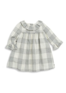 Tartine et Chocolat Baby Girl's & Little Girl's Checkered Dress