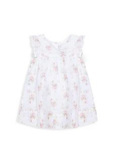 Tartine et Chocolat Baby Girl's & Little Girl's Floral Printed Dress