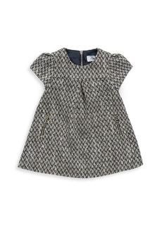 Tartine et Chocolat Baby Girl's & Little Girl's Jacquard A-Line Dress
