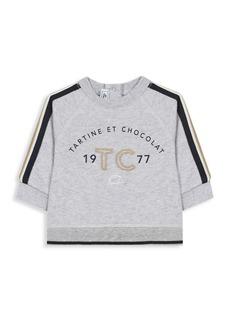 Tartine et Chocolat Baby's & Little Boy's Logo Sweatshirt