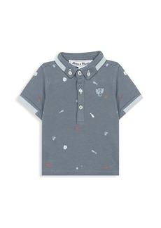 Tartine et Chocolat Baby's & Little Boy's Printed Polo Shirt