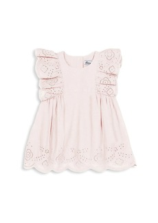Tartine et Chocolat Baby's & Little Girl's Dress With Embroideries
