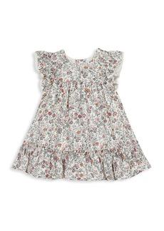 Tartine et Chocolat Baby's & Little Girl's Liberty Print Dress