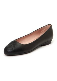 Taryn Rose Annabela Leather Ballet Flats