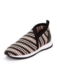 Taryn Rose Caren Knit Slip-On Sneakers