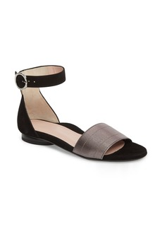 Taryn Rose Collection Donati Ankle Strap Sandal (Women)