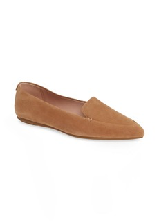 Taryn Rose Faye Pointy Toe Loafer (Women)