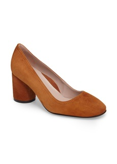 Taryn Rose Filomena Block Heel Pump (Women)