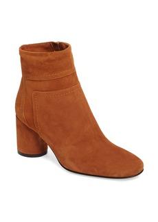 Taryn Rose Fortuna Block Heel Bootie (Women)