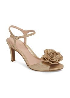 Taryn Rose Jacklyn Flower Sandal (Women)