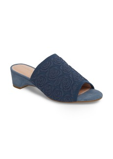 Taryn Rose Nancy Slide Sandal (Women)