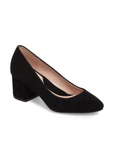 Taryn Rose Rochelle Block Heel Pump (Women)
