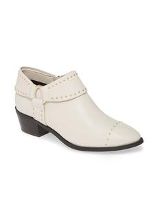 Taryn Rose Sage Leather Bootie (Women)