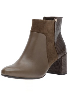 Taryn Rose Women's Camille Silky Cow/SDE/Lzrd Fashion Boot