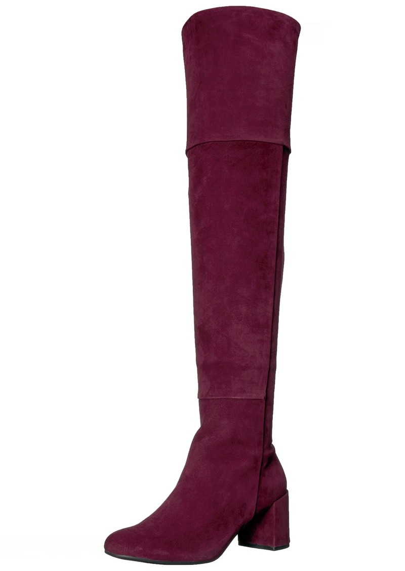 Taryn Rose Women's Catherine Silky Suede Fashion Boot  5 M M US