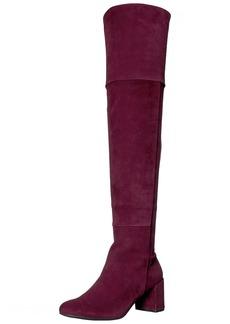 Taryn Rose Women's Catherine Silky Suede Fashion Boot