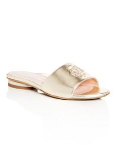 Taryn Rose Women's Dahna Slide Sandals