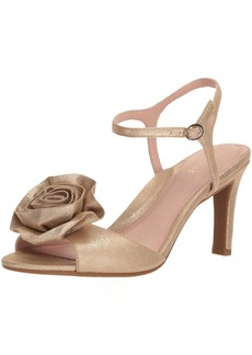 Taryn Rose Women's Jacklyn Shimmer Metallic Pump   M M US