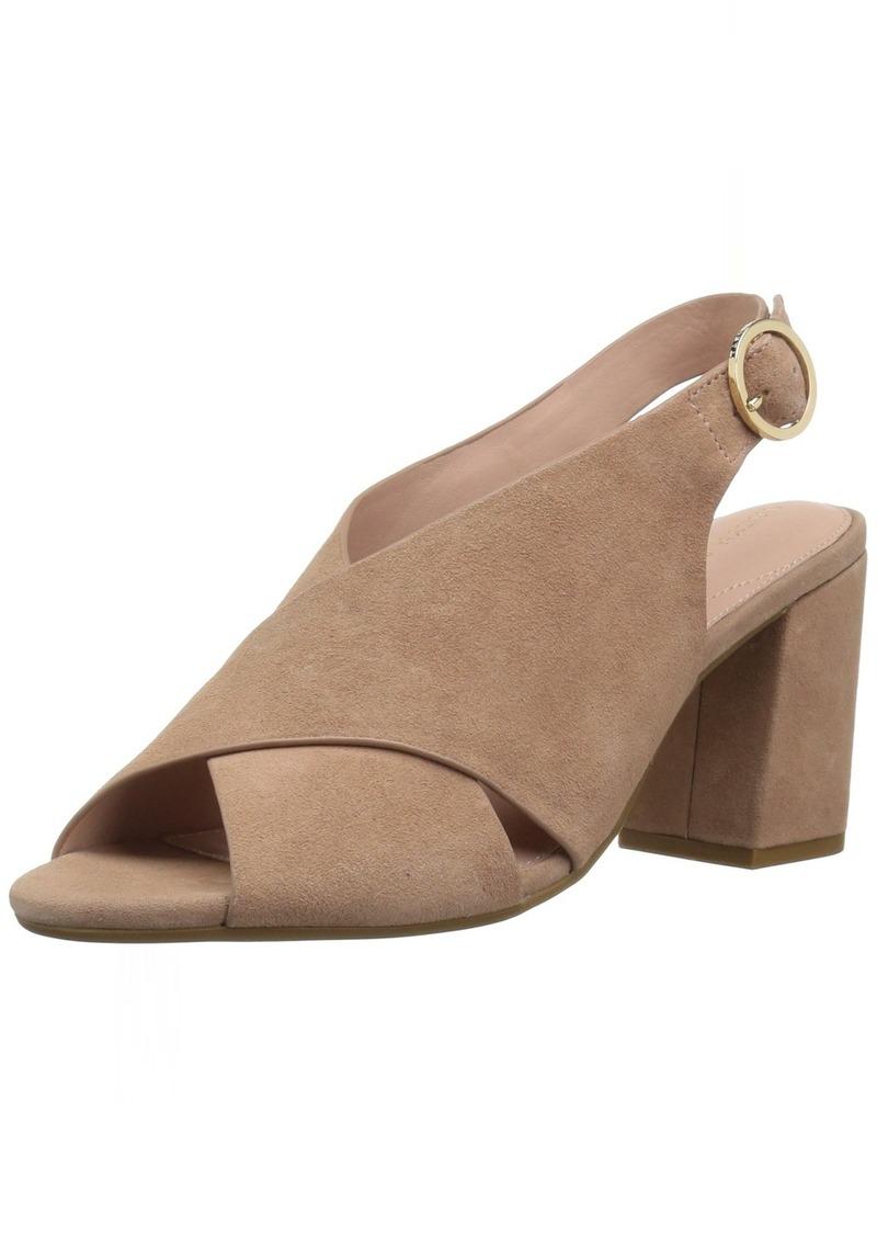 Taryn Rose Women's Lenora Heeled Sandal   M Medium US