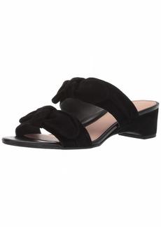 Taryn Rose Women's Nanette Heeled Sandal   M M US