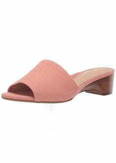 Taryn Rose Women's Nicolette Slide Sandal dusty rose  M M US