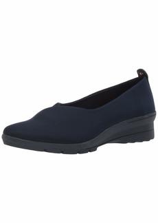 Taryn Rose Women's Slip ON Wedge Sneaker