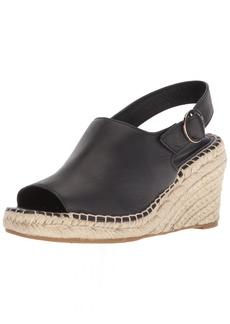 Taryn Rose Women's Winnie Soft Vachetta Espadrille Wedge Sandal