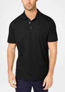 Tasso Elba Men's Brushed Pima Cotton Polo, Created for Macy's