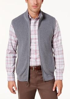 Tasso Elba Men's Casual Vest, Created for Macy's