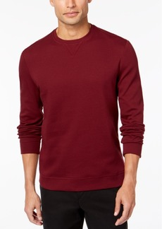 Tasso Elba Men's Crewneck Sweater, Created for Macy's