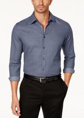 Tasso Elba Men's Dobby Shirt, Created for Macy's