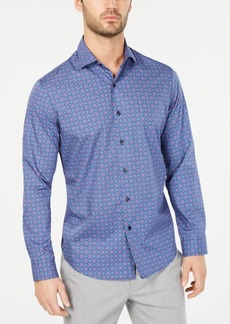 Tasso Elba Men's Fulano Medallion Shirt, Created for Macy's