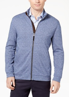 Tasso Elba Men's Knit Jacket, Created for Macy's