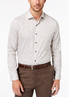 Tasso Elba Men's Loretti Paisley Shirt, Created for Macy's
