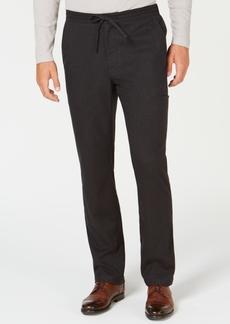 Tasso Elba Men's Masero Drawstring Pants, Created for Macy's