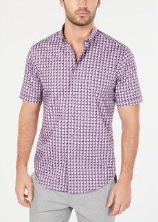 Tasso Elba Men's Ora Printed Shirt, Created for Macy's