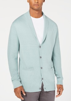 Tasso Elba Men's Pallo Cardigan Sweater, Created for Macy's