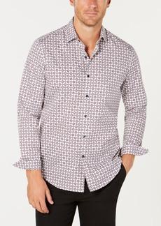 Tasso Elba Men's Rabelo Medallion Shirt, Created for Macy's
