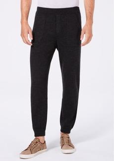 Tasso Elba Men's Regular-Fit Cashmere Joggers, Created for Macy's