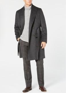 Tasso Elba Men's Shawl-Collar Belted Coat, Created for Macy's