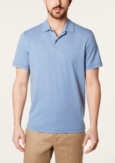 Tasso Elba Men's Slub Polo, Created for Macy's