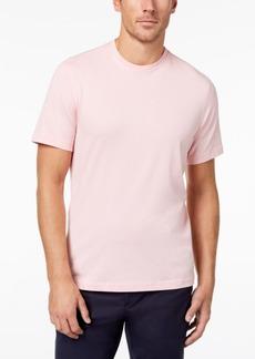 Tasso Elba Men's Solid Supima T-Shirt, Created for Macy's