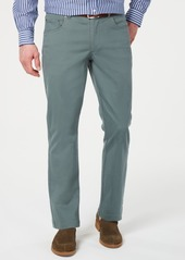 b9cc87ea3 Tasso Elba Tasso Elba Men's Straight-Fit Stretch Pants, Created for ...