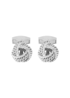 Tateossian Cable Knot cufflinks