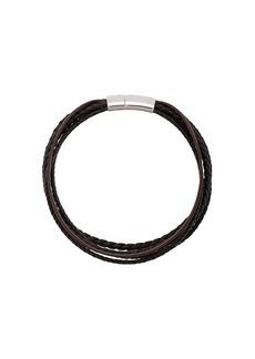 Tateossian Cobra multi strand bracelet