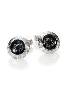 Tateossian Compass Mechanical Cuff Links