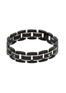 Tateossian Germanium Titanium Bracelet